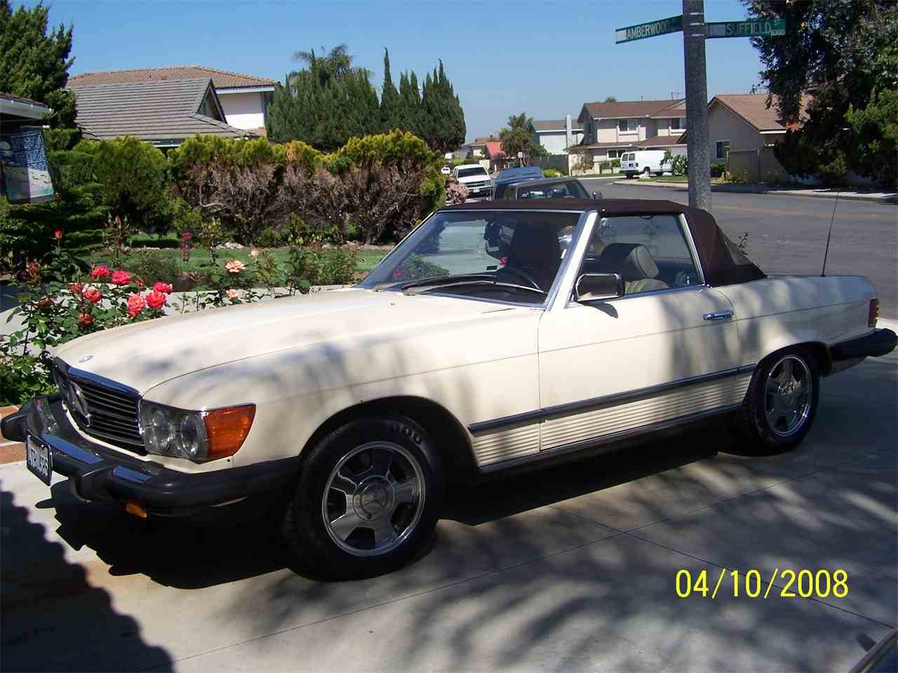 Large Picture of '84 380SL - A11Q