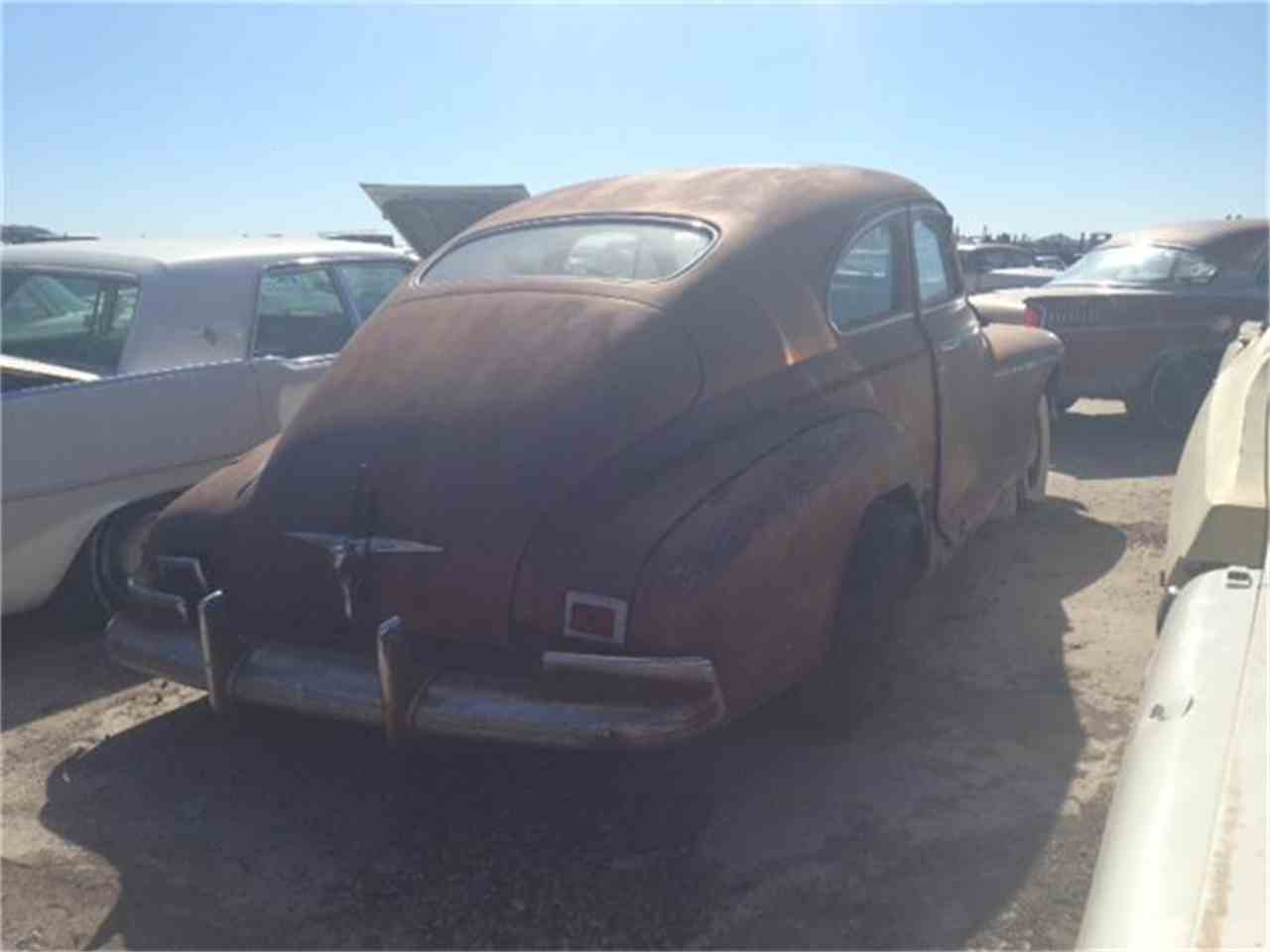 Large Picture of Classic '42 Oldsmobile 88 located in Phoenix Arizona - $5,200.00 - A1GQ