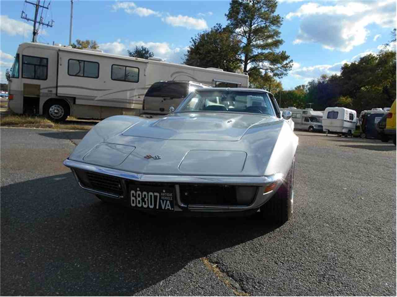 Auto For Sale Fredericksburg Va: 1970 Chevrolet Corvette Stingray For Sale