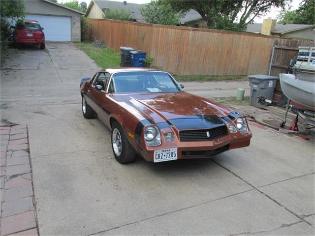 Picture of '80 Chevrolet Camaro located in Texas - A5MX