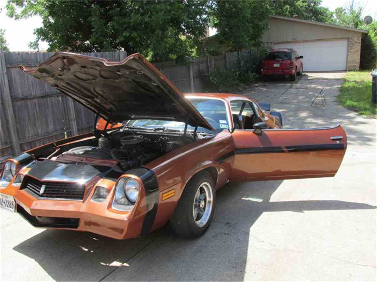 Large Picture of '80 Camaro - A5MX
