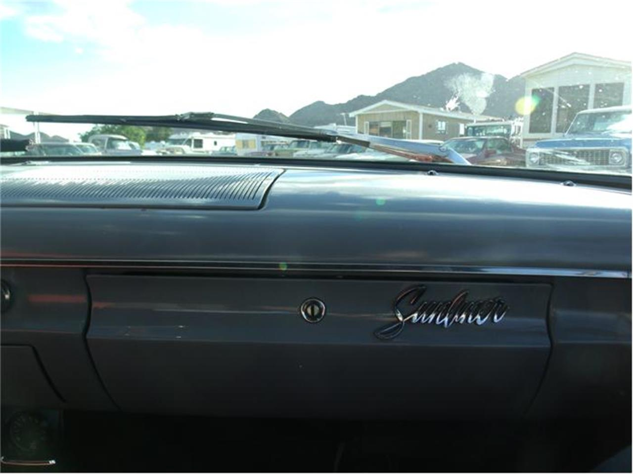 Large Picture of 1962 Ford Galaxie Sunliner Offered by Desert Gardens Classic Cars - A68V