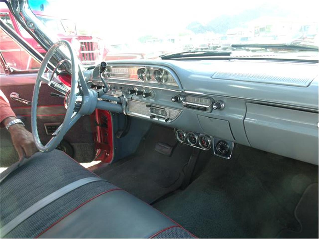 Large Picture of Classic '62 Galaxie Sunliner Offered by Desert Gardens Classic Cars - A68V