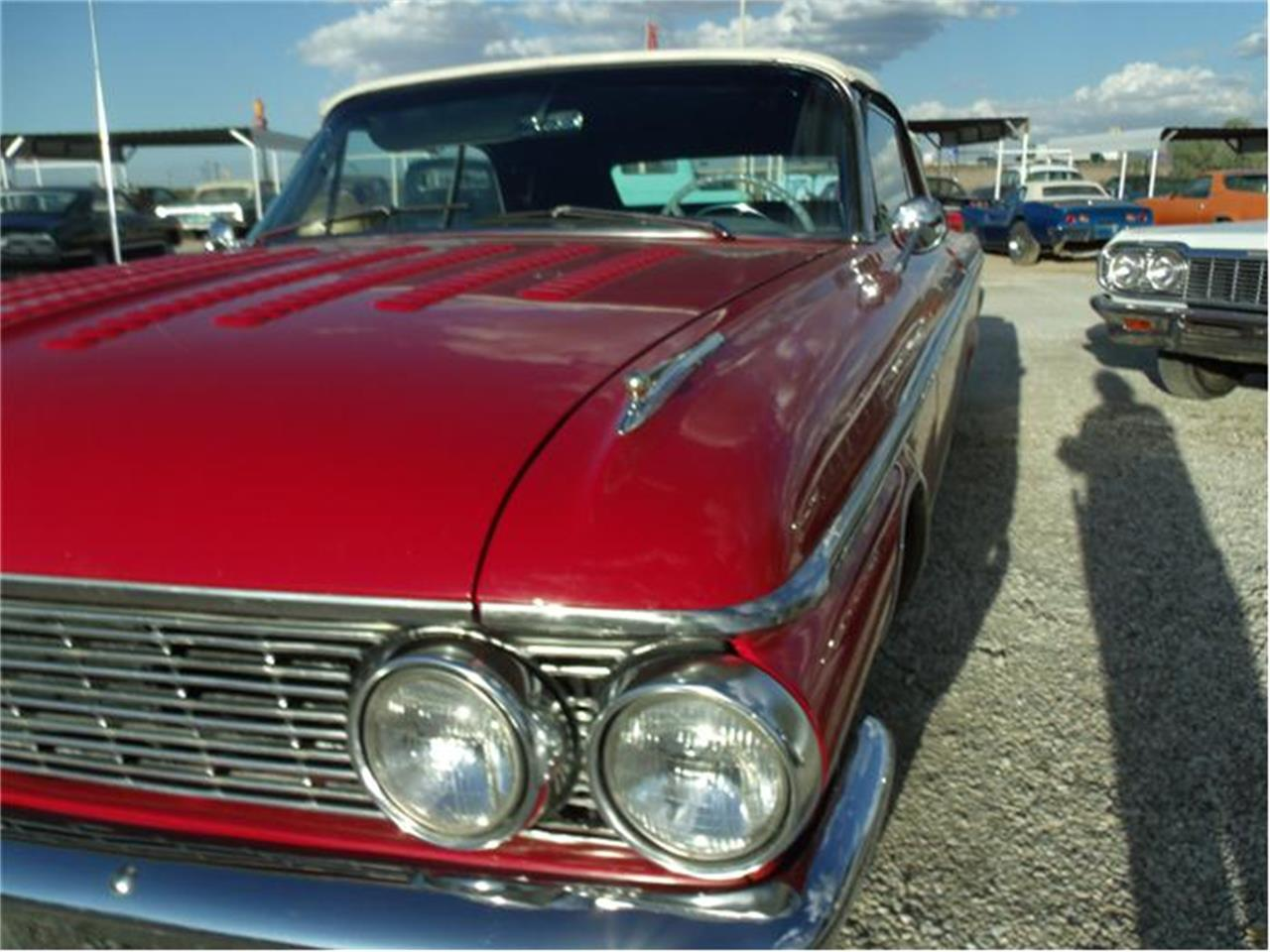 Large Picture of Classic 1962 Galaxie Sunliner located in Quartzsite Arizona - $24,980.00 - A68V