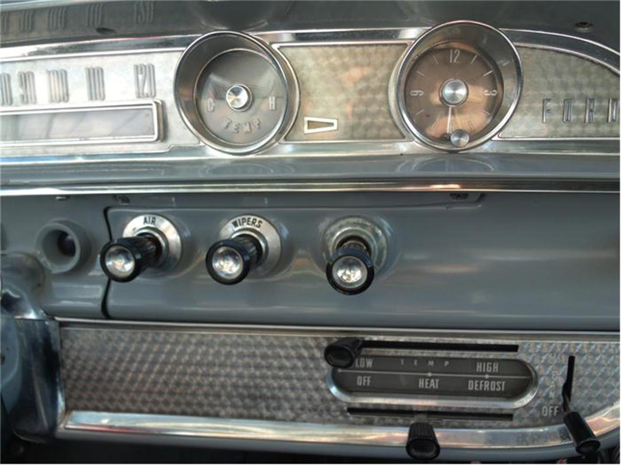 Large Picture of '62 Galaxie Sunliner - $24,980.00 Offered by Desert Gardens Classic Cars - A68V