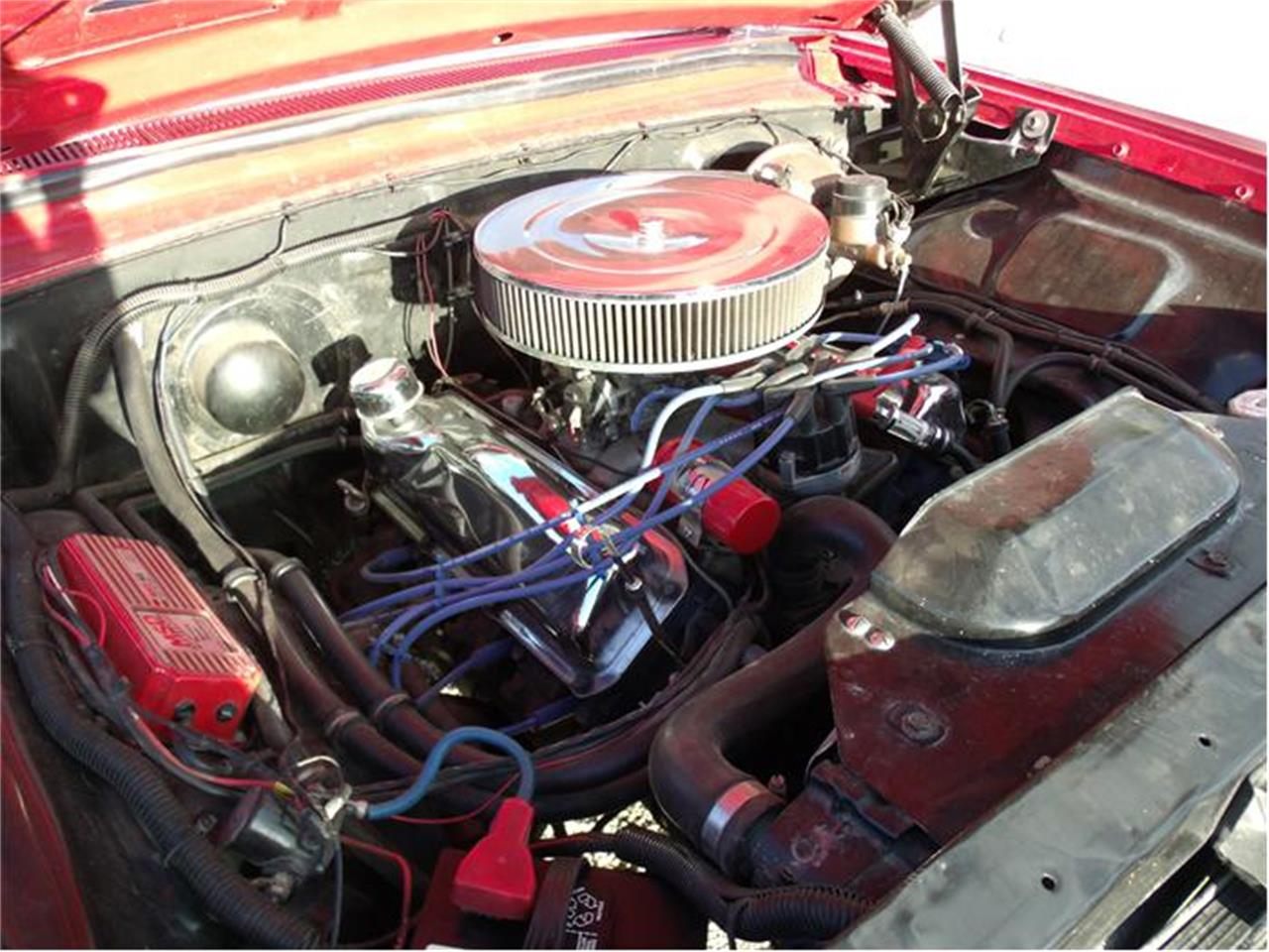 Large Picture of 1962 Ford Galaxie Sunliner - $24,980.00 - A68V