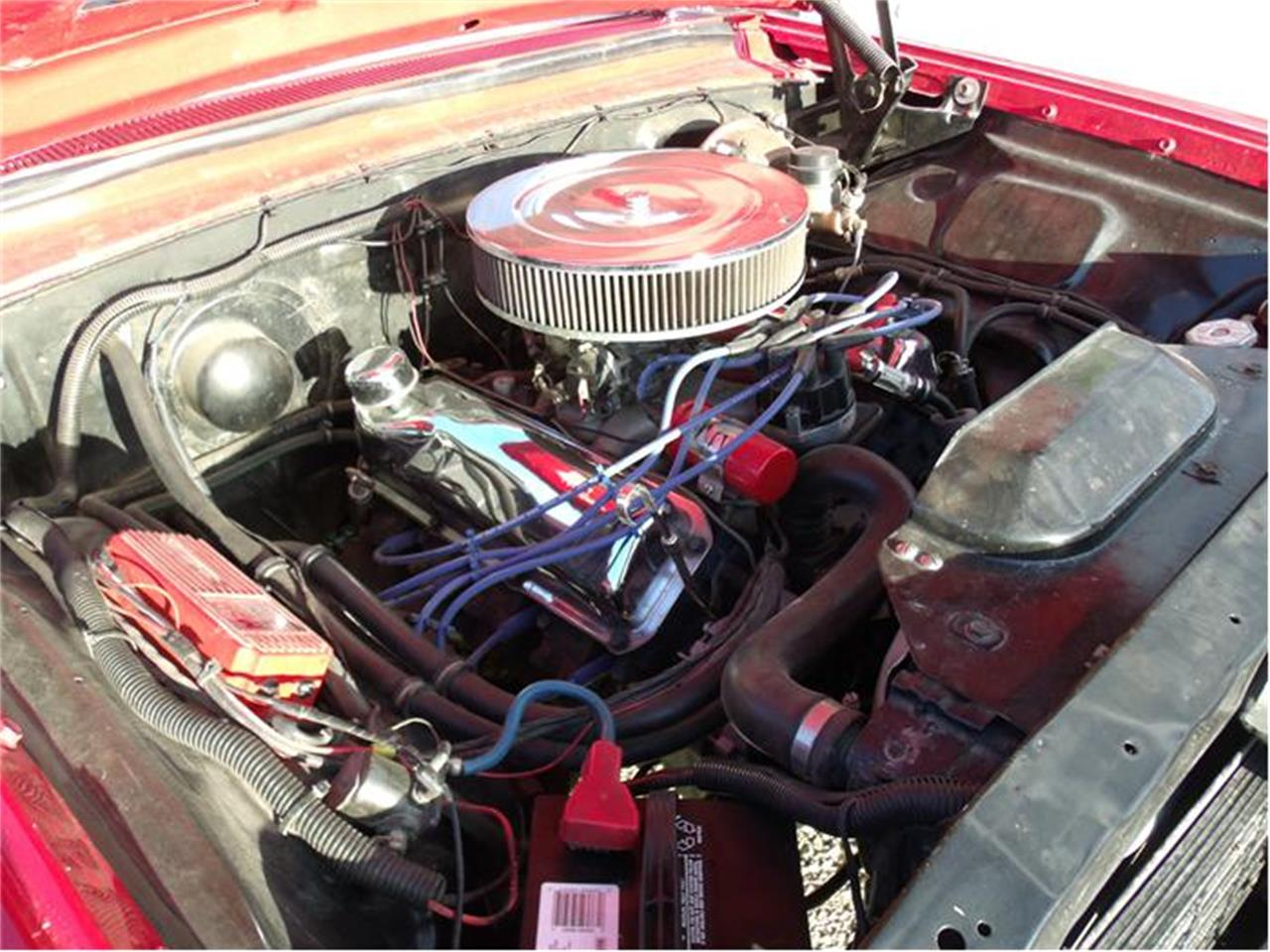 Large Picture of Classic '62 Galaxie Sunliner - $24,980.00 Offered by Desert Gardens Classic Cars - A68V