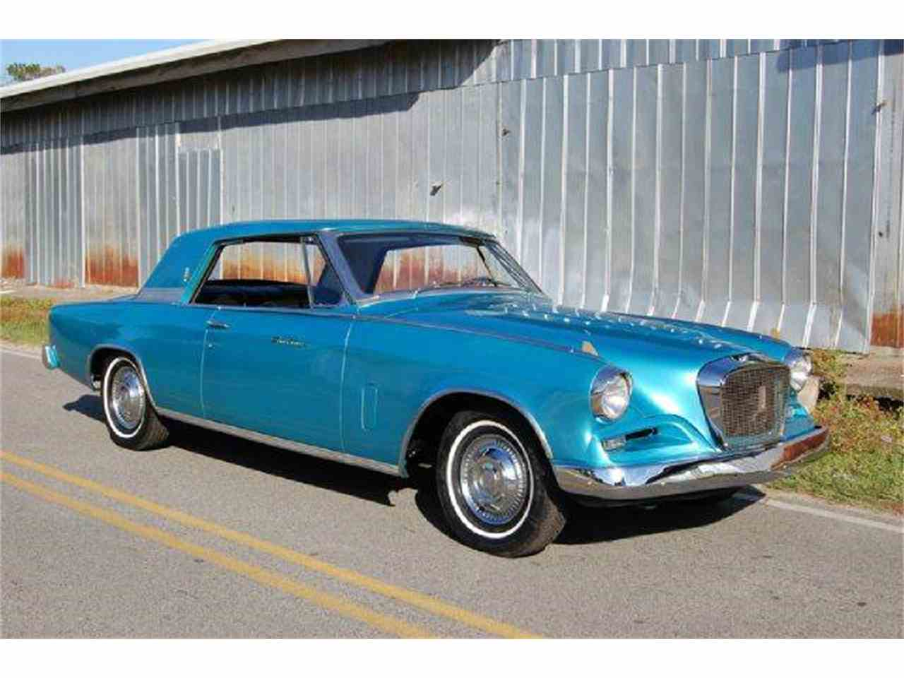 Large Picture of '62 Hawk - A8W0