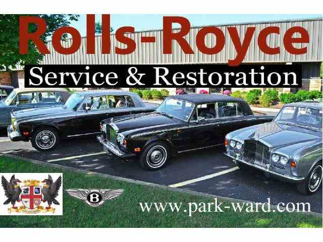 Picture of Classic 1973 Rolls-Royce Silver Shadow Offered by  - A949