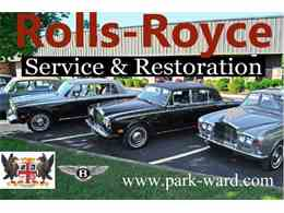 Picture of Classic 1973 Rolls-Royce Silver Shadow Auction Vehicle Offered by Park-Ward Motors - A949