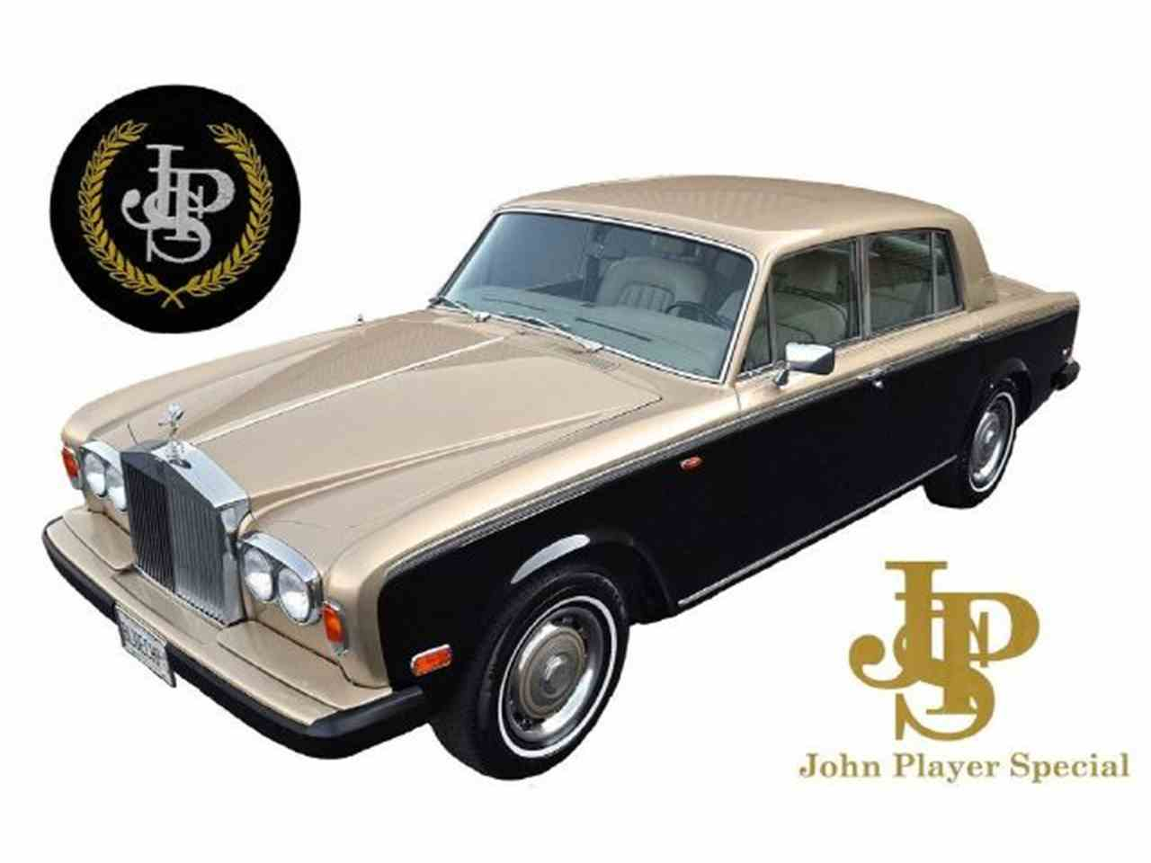 Large Picture of Classic 1973 Silver Shadow Offered by Park-Ward Motors - A949