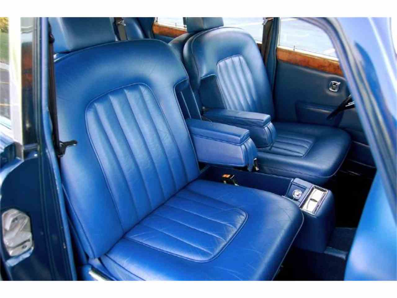Large Picture of Classic 1973 Rolls-Royce Silver Shadow located in Carey Illinois Auction Vehicle Offered by Park-Ward Motors - A949