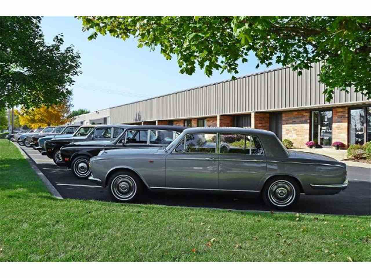 Large Picture of '73 Rolls-Royce Silver Shadow Offered by Park-Ward Motors - A949