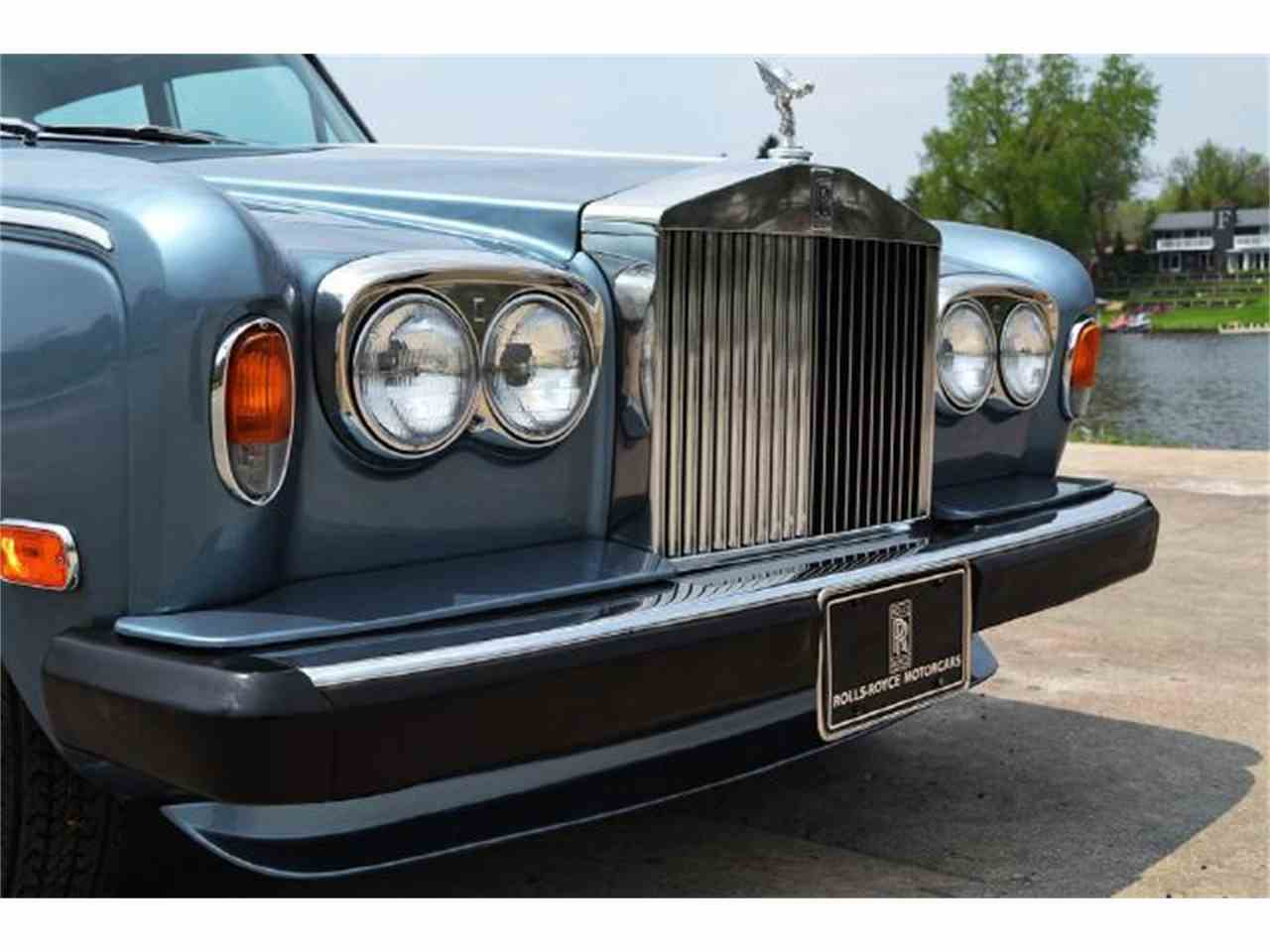 Large Picture of Classic 1973 Rolls-Royce Silver Shadow located in Illinois Auction Vehicle - A949