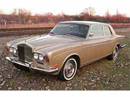 Picture of Classic '73 Silver Shadow located in Carey Illinois Offered by Park-Ward Motors - A949