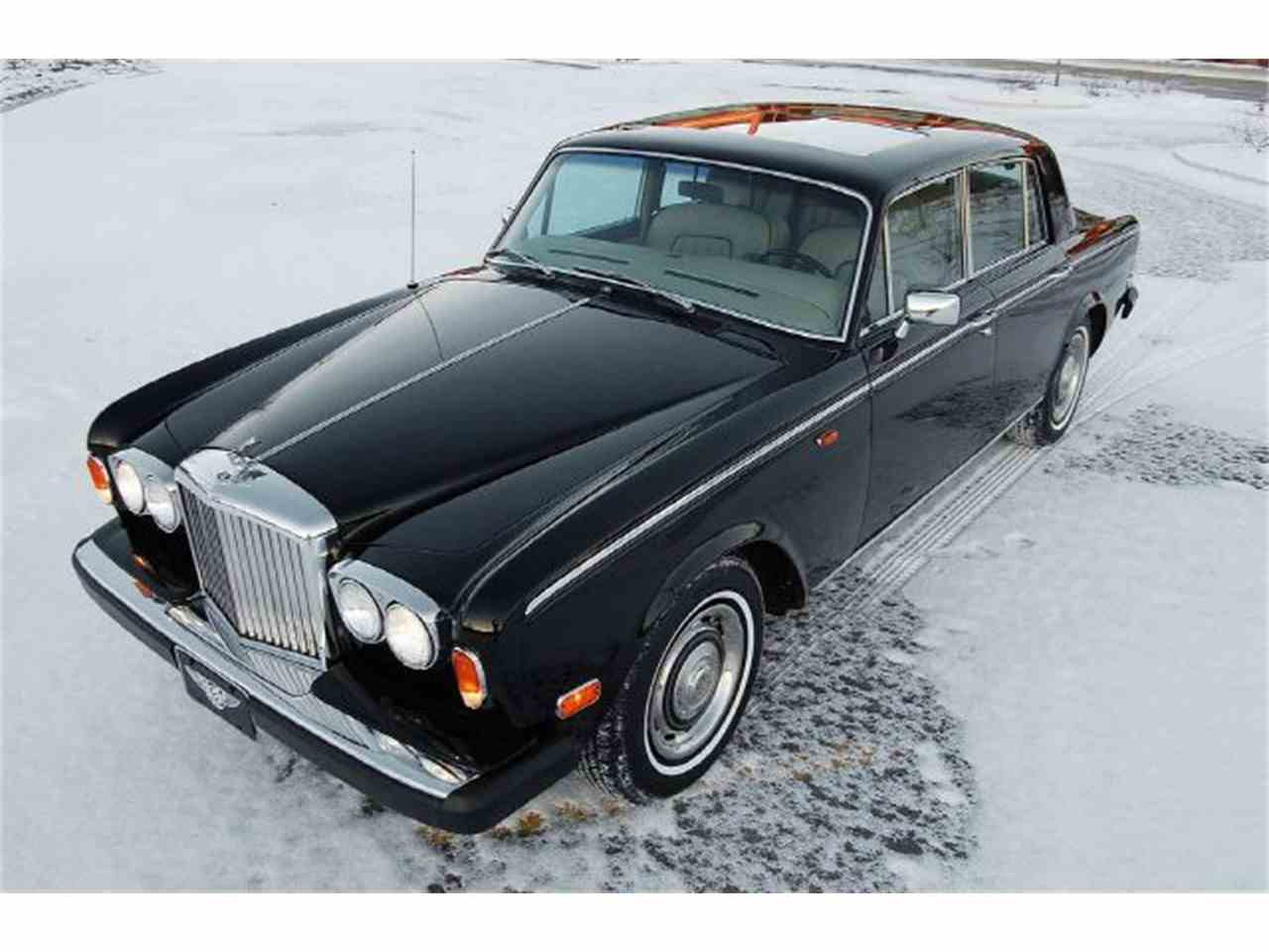 Large Picture of Classic '73 Rolls-Royce Silver Shadow Offered by Park-Ward Motors - A949