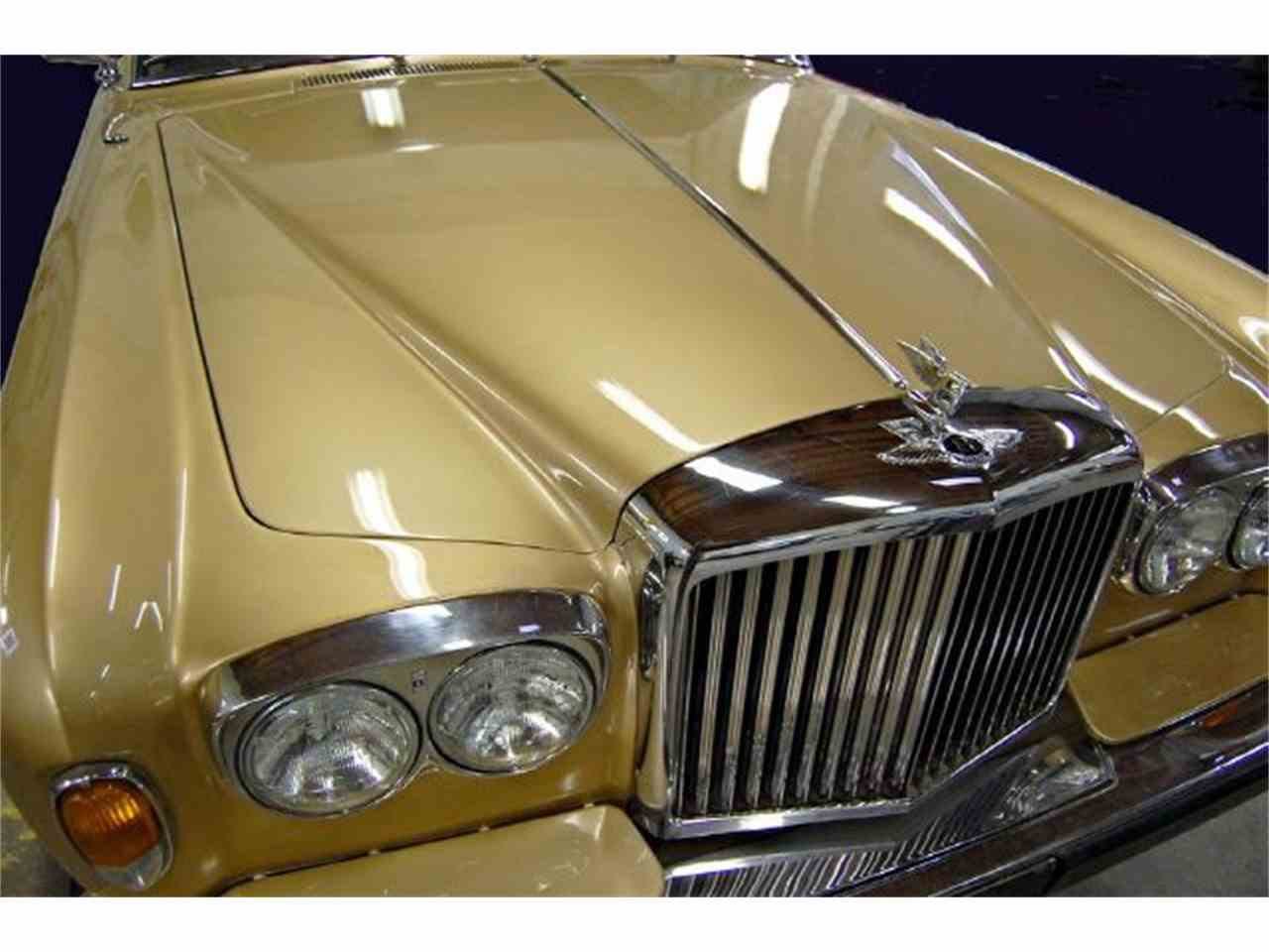 Large Picture of Classic '73 Rolls-Royce Silver Shadow located in Illinois Auction Vehicle Offered by Park-Ward Motors - A949