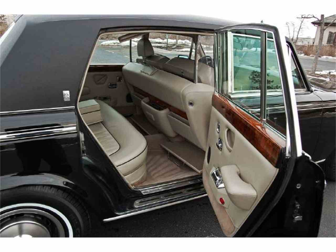 Large Picture of Classic 1973 Rolls-Royce Silver Shadow Auction Vehicle Offered by Park-Ward Motors - A949
