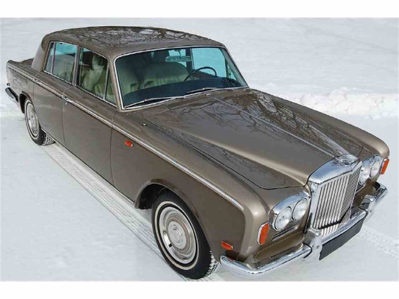 Large Picture of 1973 Rolls-Royce Silver Shadow located in Illinois Auction Vehicle Offered by Park-Ward Motors - A949