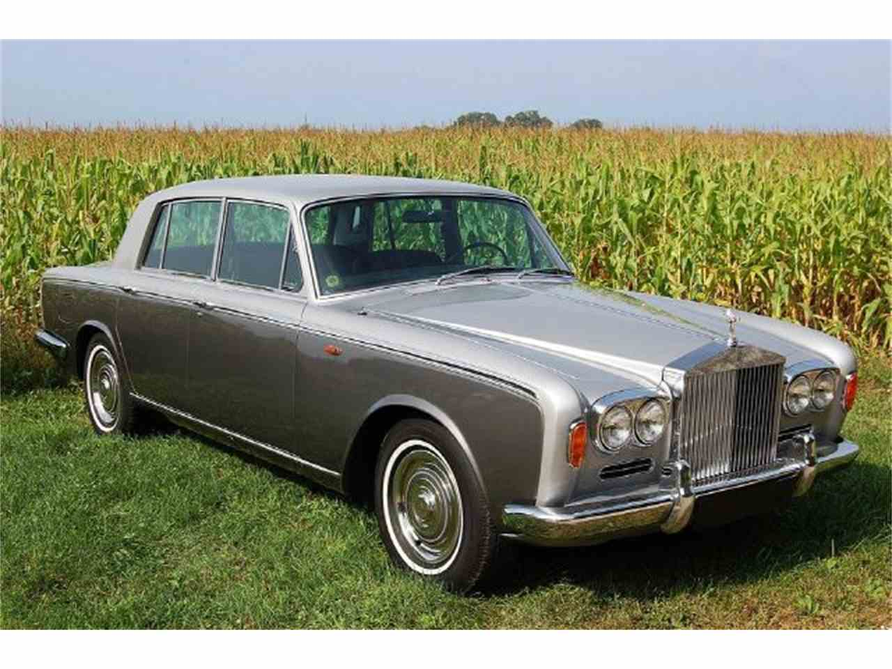 Large Picture of '73 Rolls-Royce Silver Shadow located in Carey Illinois Auction Vehicle Offered by Park-Ward Motors - A949