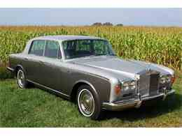 Picture of '73 Rolls-Royce Silver Shadow Auction Vehicle Offered by Park-Ward Motors - A949