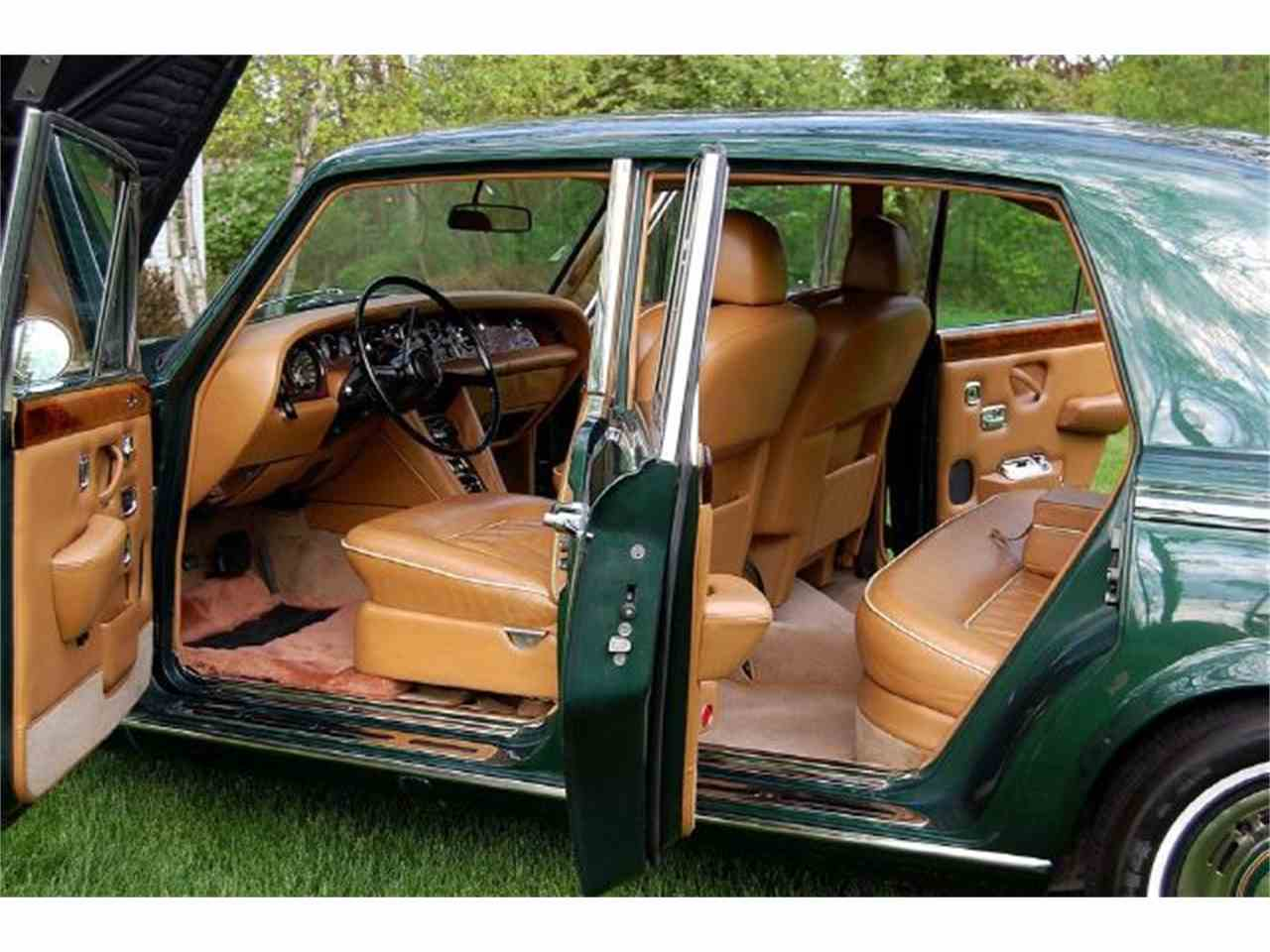Large Picture of Classic 1973 Rolls-Royce Silver Shadow located in Carey Illinois Auction Vehicle - A949