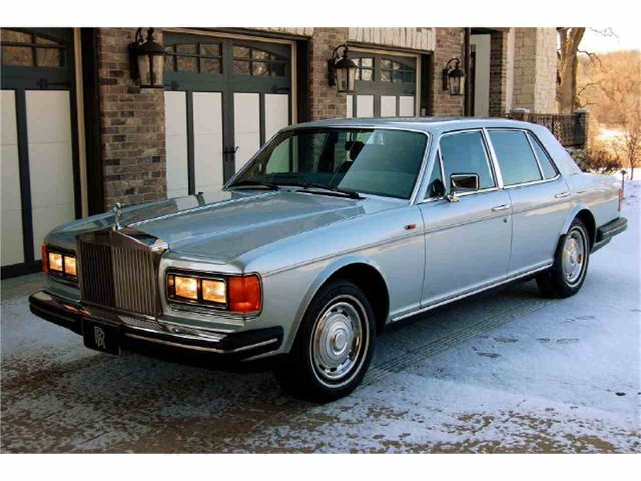 Large Picture of Classic '73 Silver Shadow Auction Vehicle - A949