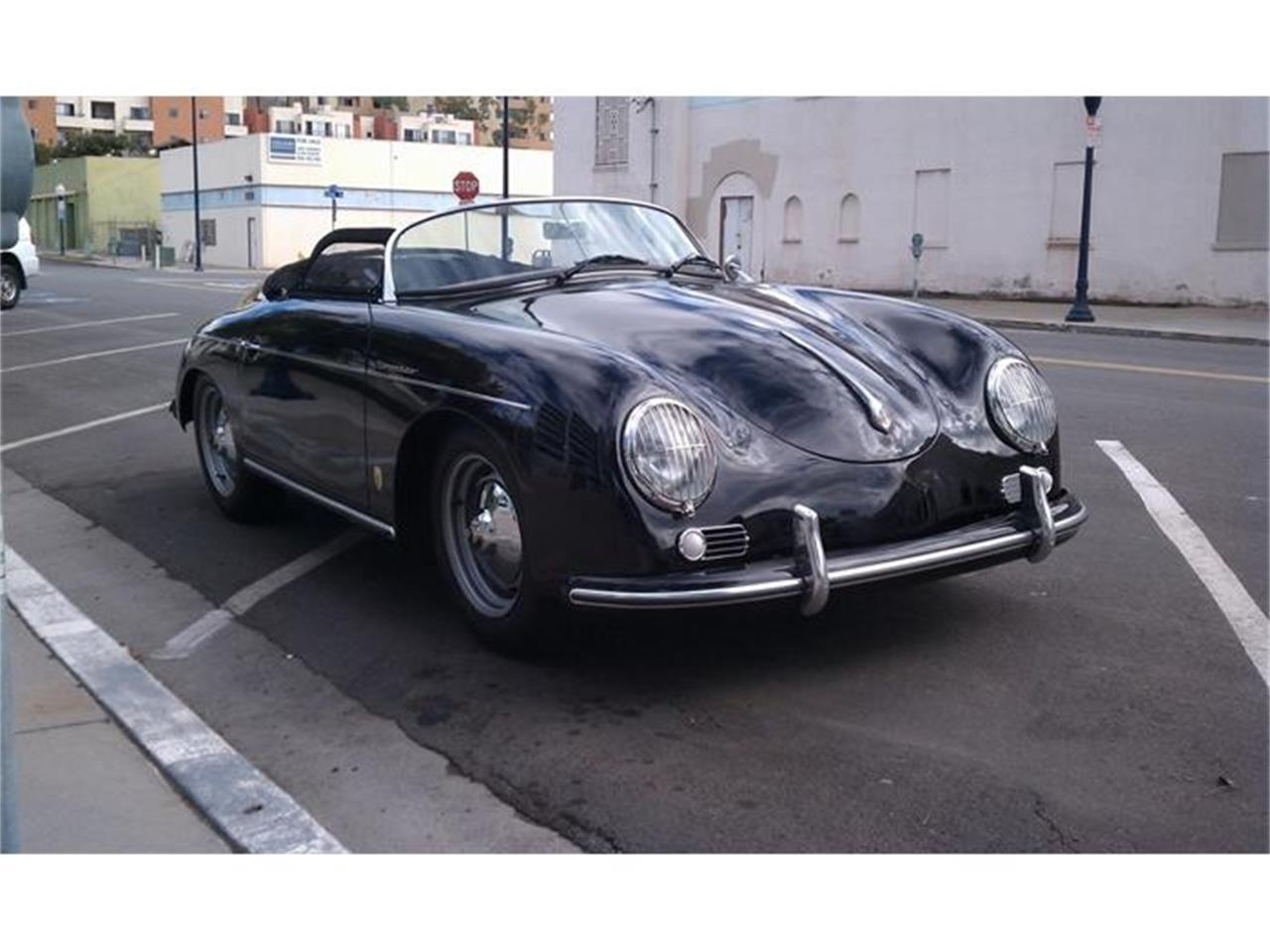 Large Picture of Classic '57 Porsche Speedster located in California - $32,950.00 - A9DN