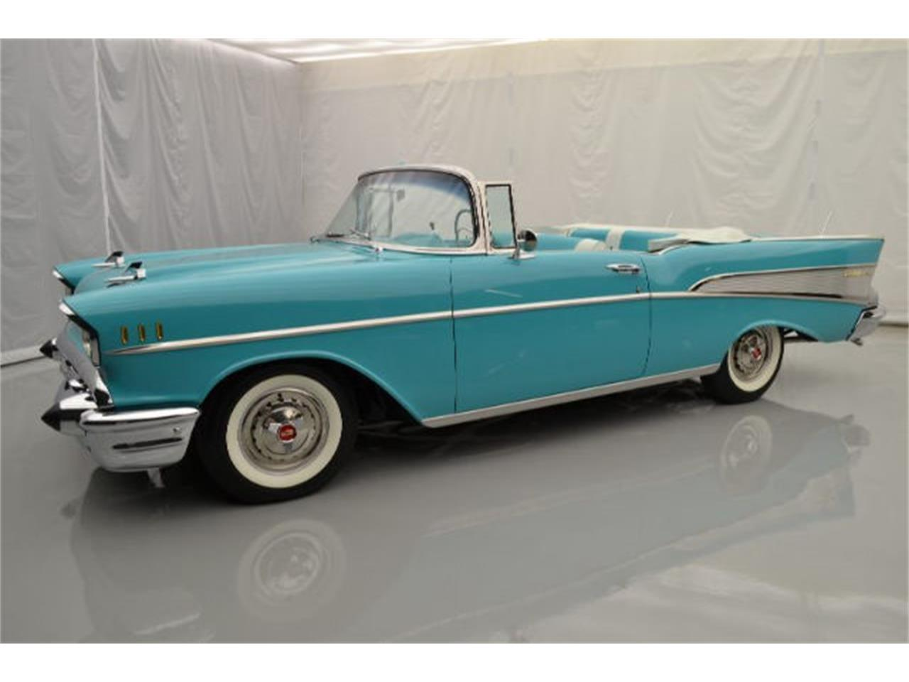 Large Picture of 1957 Bel Air located in North Carolina - $150,000.00 - ABTB
