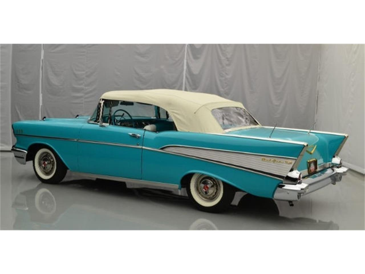 Large Picture of 1957 Bel Air located in Hickory North Carolina Offered by Paramount Classic Car Store - ABTB