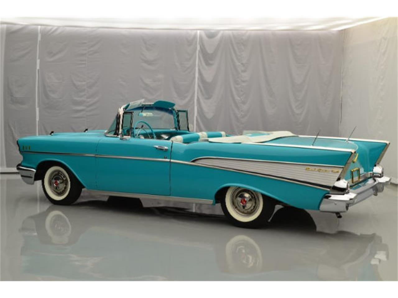 Large Picture of 1957 Bel Air located in North Carolina - $150,000.00 Offered by Paramount Classic Car Store - ABTB