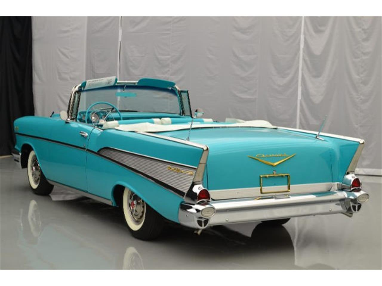Large Picture of Classic '57 Chevrolet Bel Air - $150,000.00 Offered by Paramount Classic Car Store - ABTB