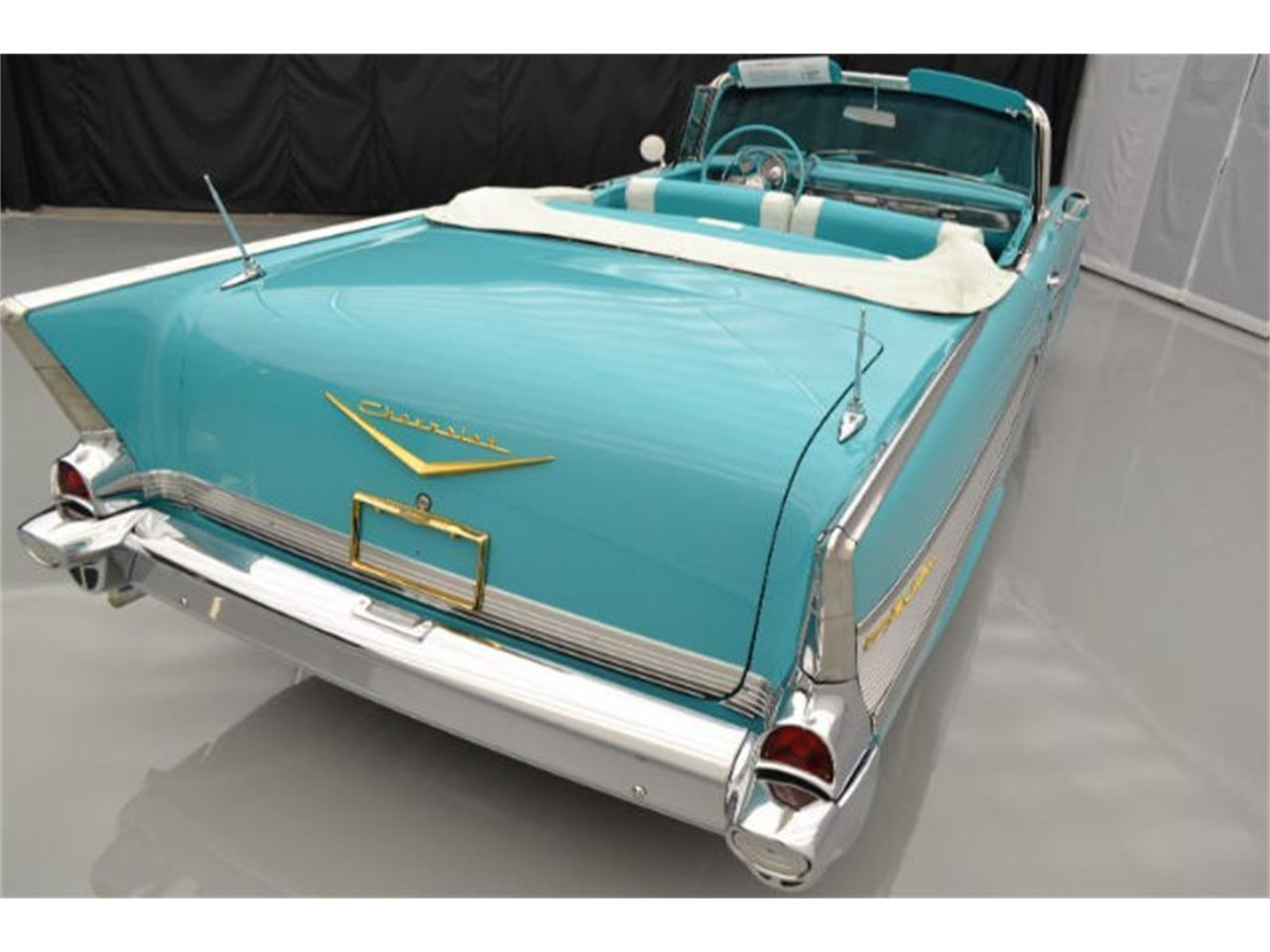 Large Picture of '57 Chevrolet Bel Air located in Hickory North Carolina Offered by Paramount Classic Car Store - ABTB