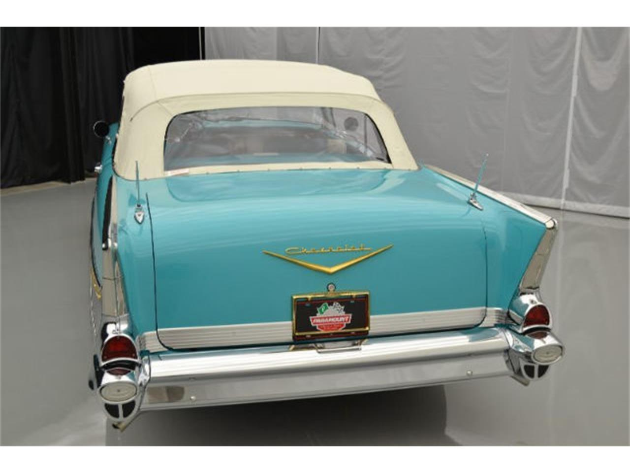 Large Picture of Classic '57 Chevrolet Bel Air located in North Carolina Offered by Paramount Classic Car Store - ABTB