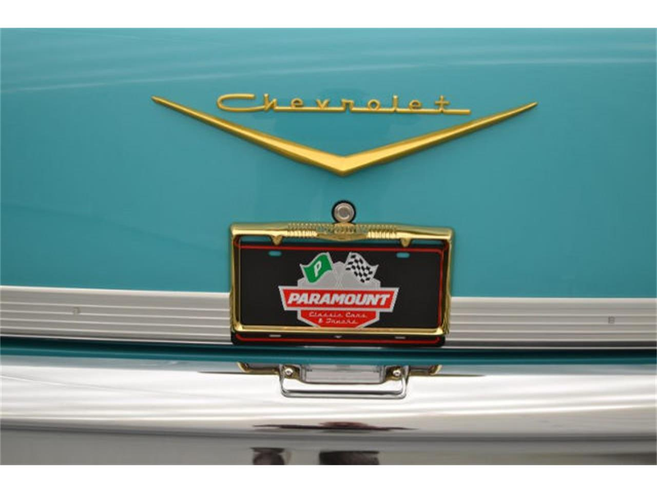 Large Picture of Classic 1957 Bel Air located in North Carolina Offered by Paramount Classic Car Store - ABTB