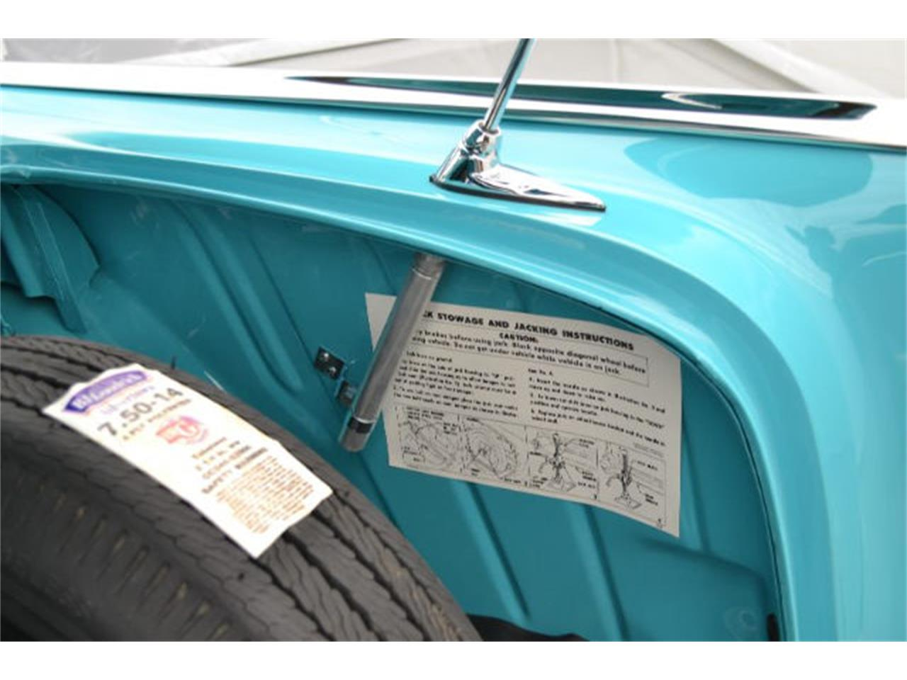 Large Picture of 1957 Chevrolet Bel Air located in North Carolina - $150,000.00 Offered by Paramount Classic Car Store - ABTB