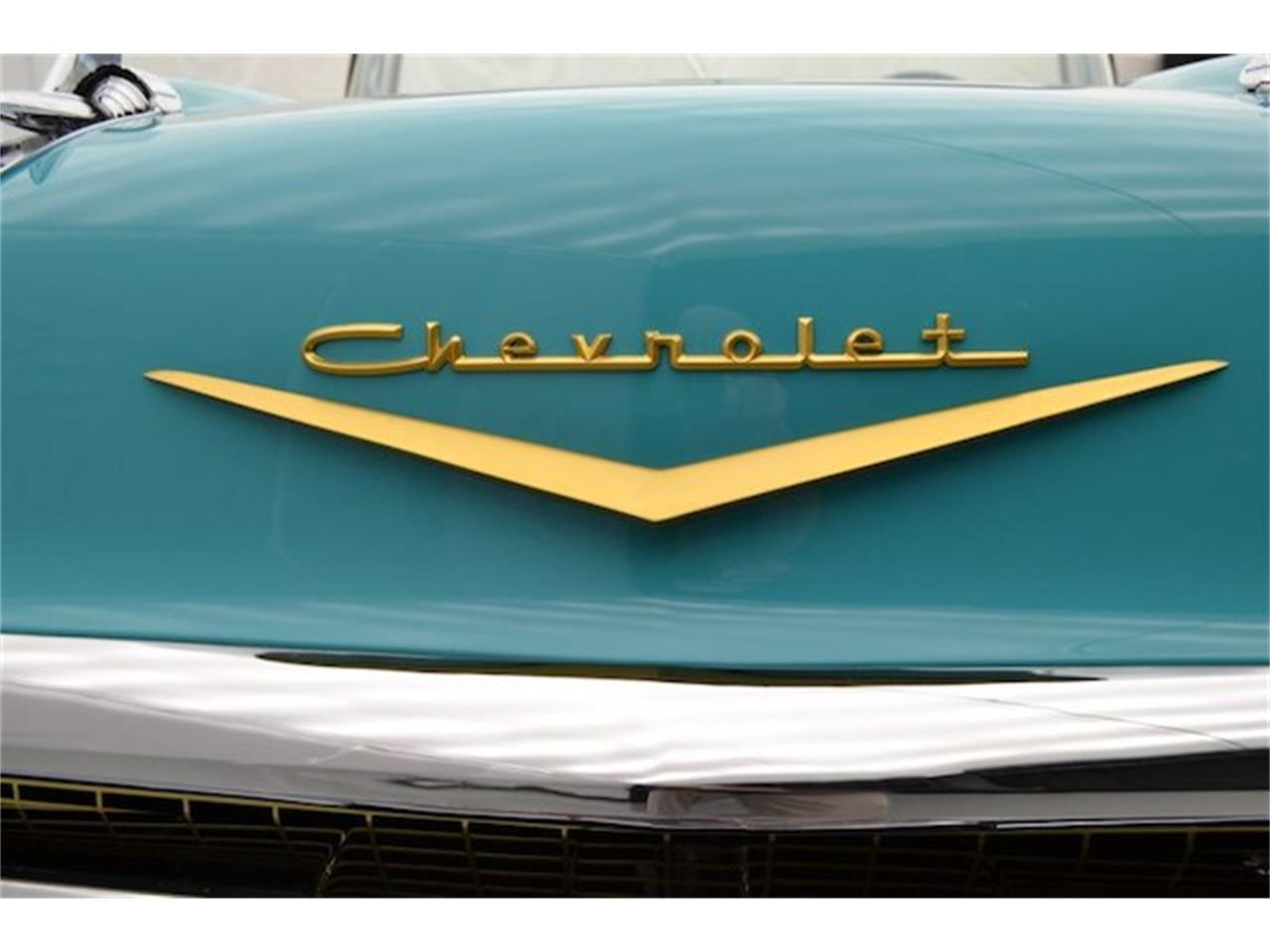 Large Picture of '57 Chevrolet Bel Air Offered by Paramount Classic Car Store - ABTB