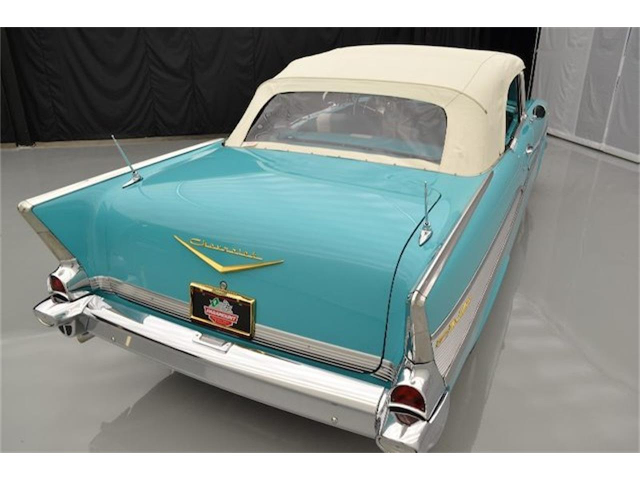Large Picture of Classic 1957 Bel Air located in Hickory North Carolina Offered by Paramount Classic Car Store - ABTB