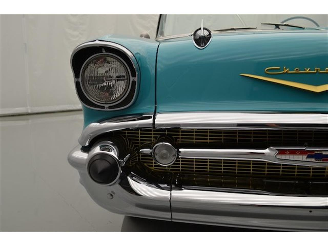 Large Picture of Classic '57 Chevrolet Bel Air located in Hickory North Carolina Offered by Paramount Classic Car Store - ABTB