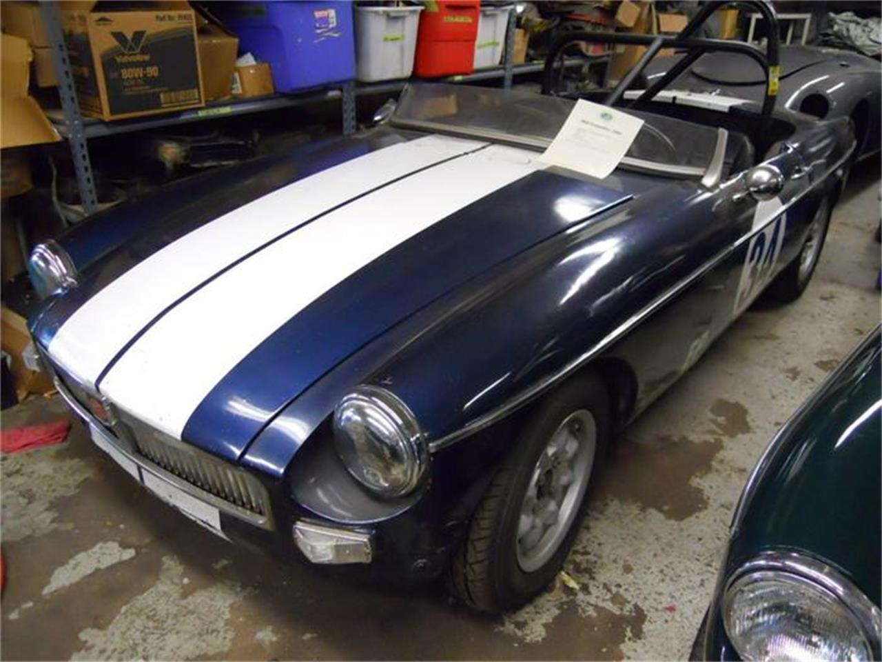 Large Picture of '64 MGB located in Connecticut Offered by The New England Classic Car Co. - ACEQ
