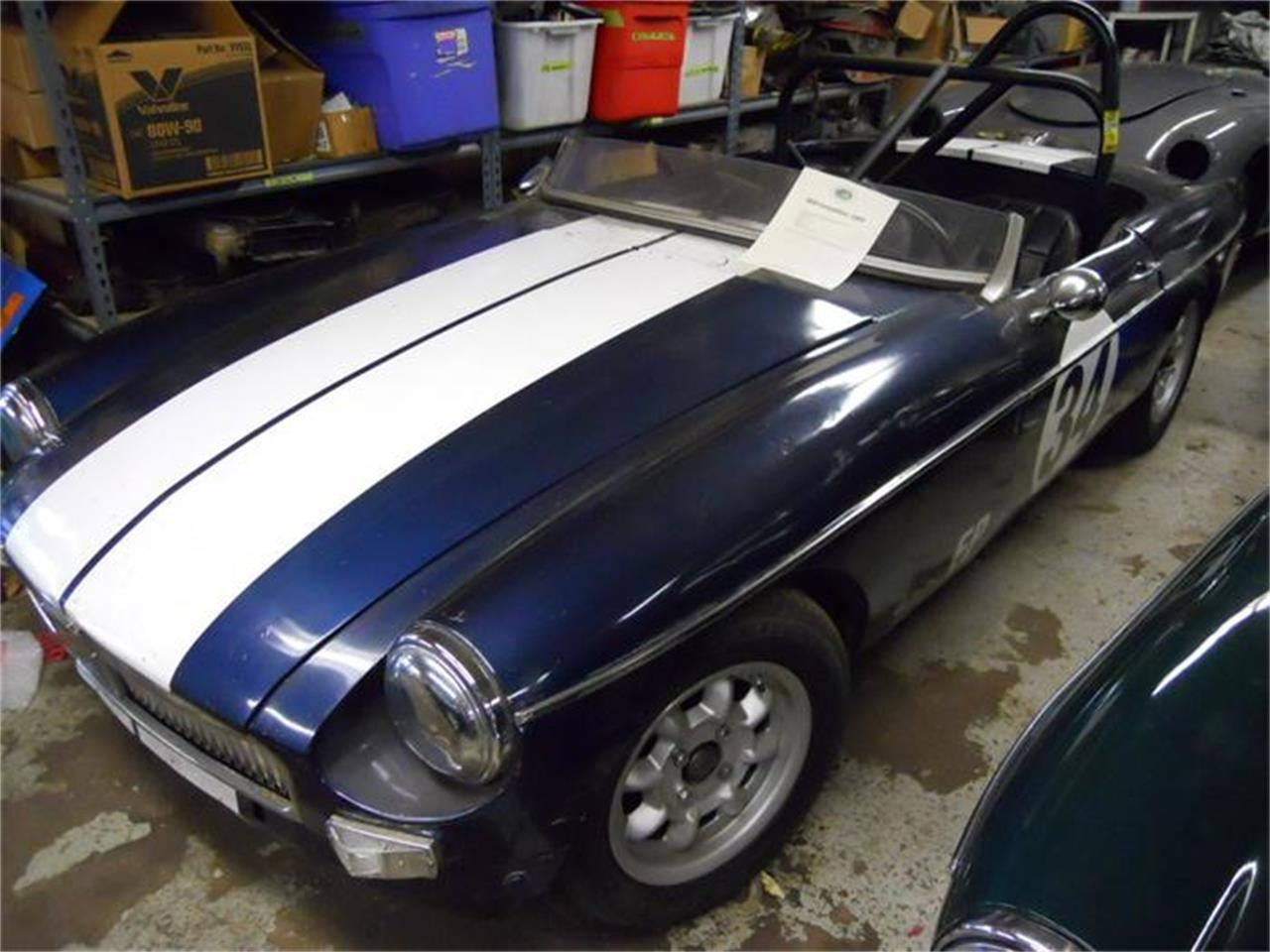 Large Picture of '64 MG MGB - $9,800.00 Offered by The New England Classic Car Co. - ACEQ