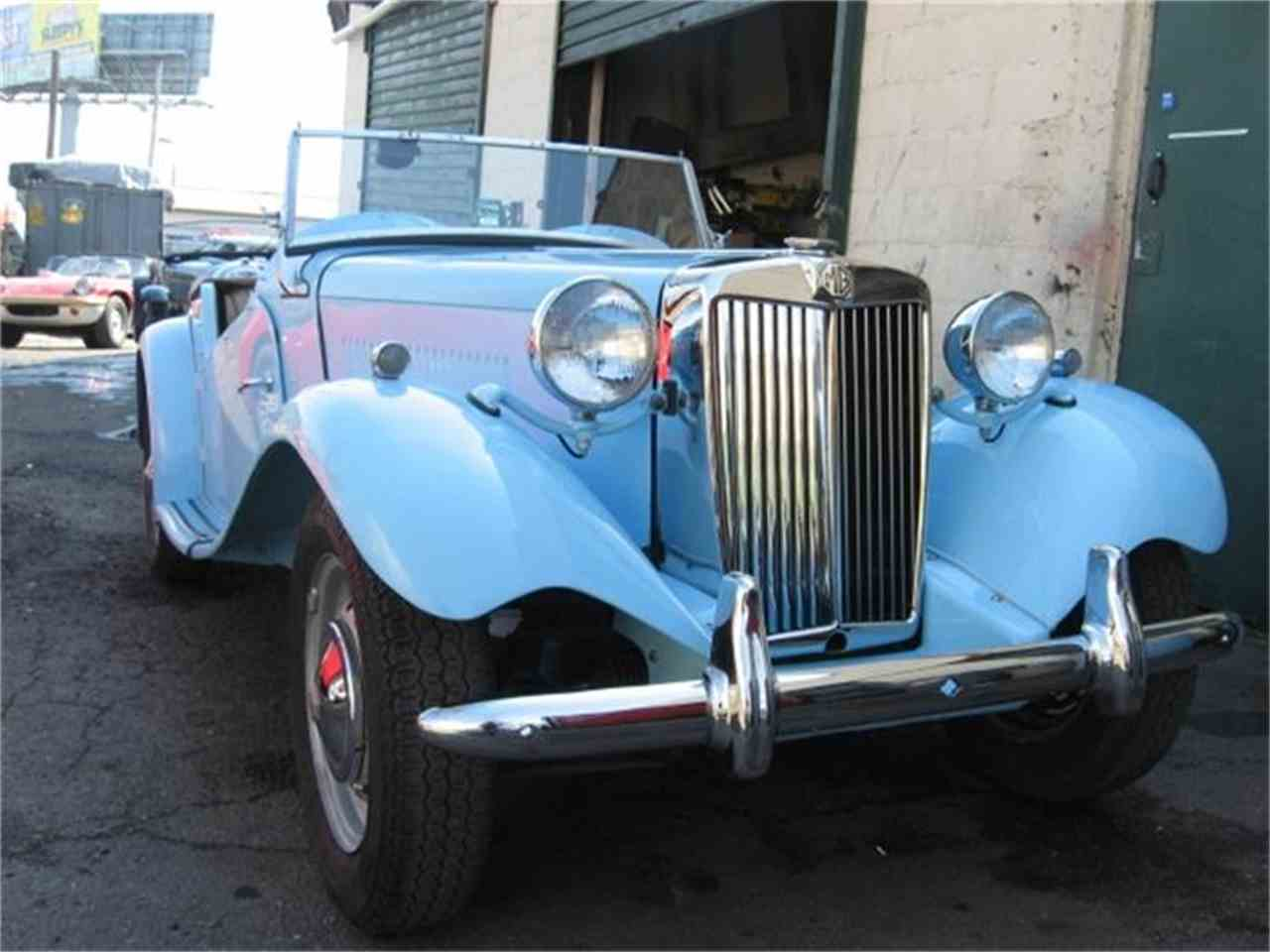 Large Picture of Classic 1950 MG TD located in Stratford Connecticut - $21,000.00 - ACER