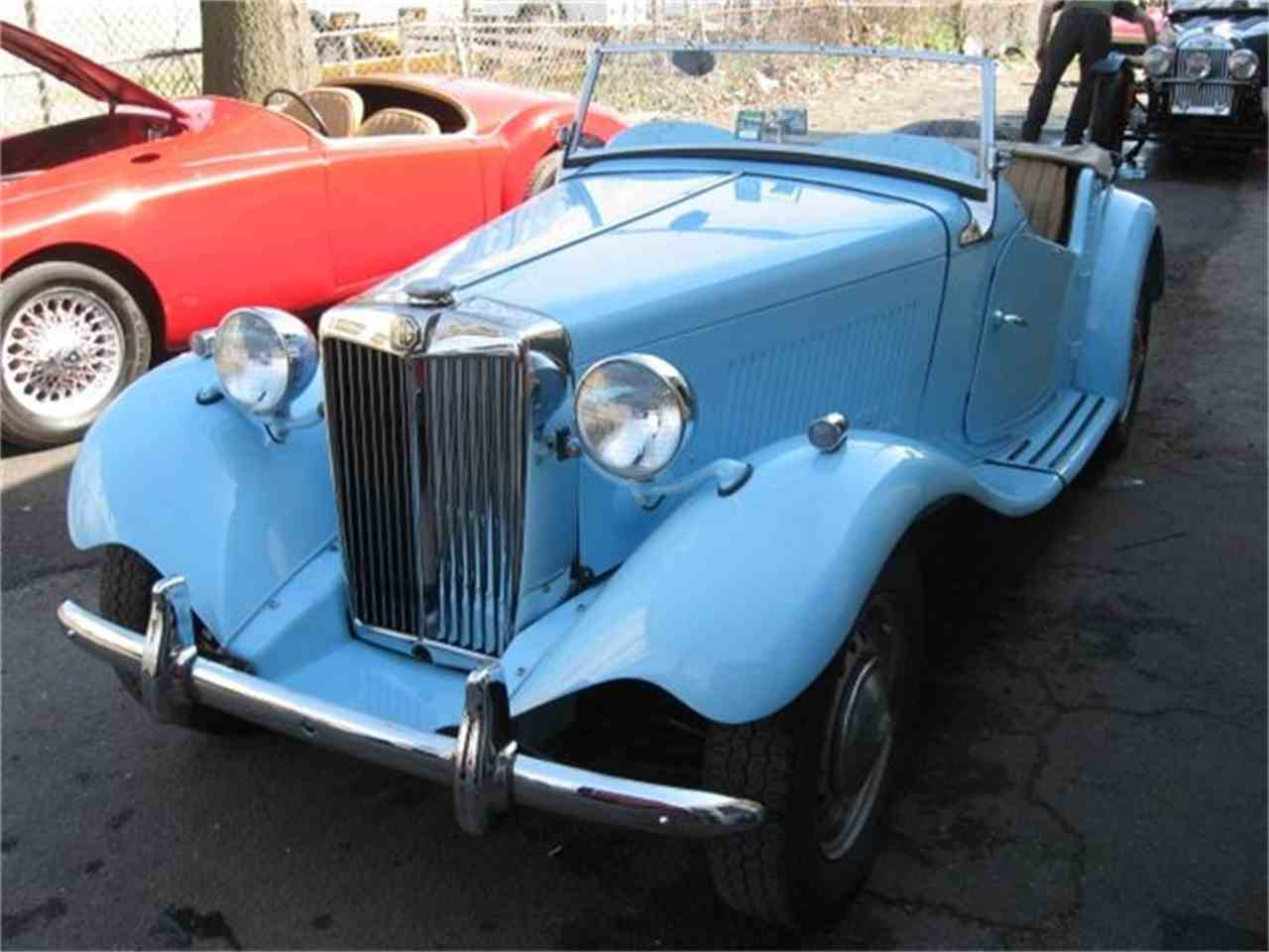 Large Picture of Classic 1950 MG TD located in Connecticut Offered by The New England Classic Car Co. - ACER