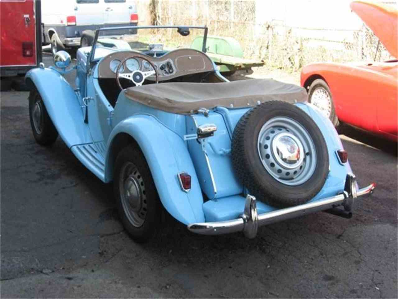 Large Picture of '50 MG TD Offered by The New England Classic Car Co. - ACER