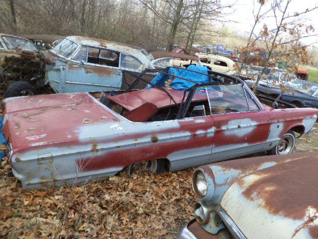 Picture of Classic '66 Fury located in Jackson Michigan - $1,790.00 - AD98