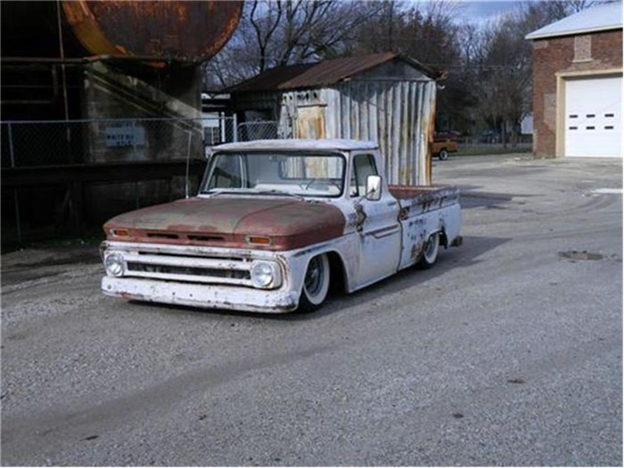 1966 Chevrolet C K 10 For Sale Cc 485740 Chevy C10 Truck Slammed Large Picture Of Located In Connecticut 4500000 Aess
