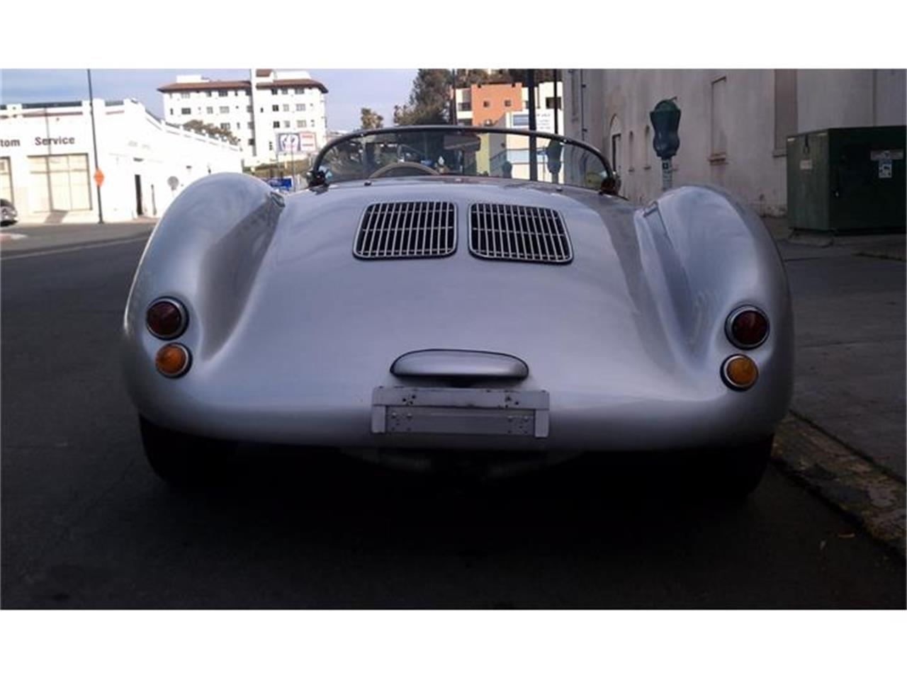 Large Picture of '55 Porsche 550 Spyder Replica - AH6S