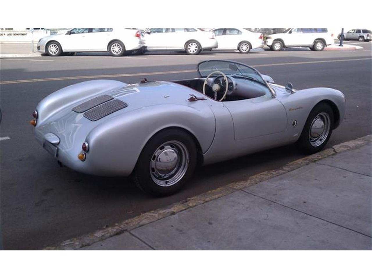 Large Picture of 1955 Porsche 550 Spyder Replica - $34,950.00 - AH6S