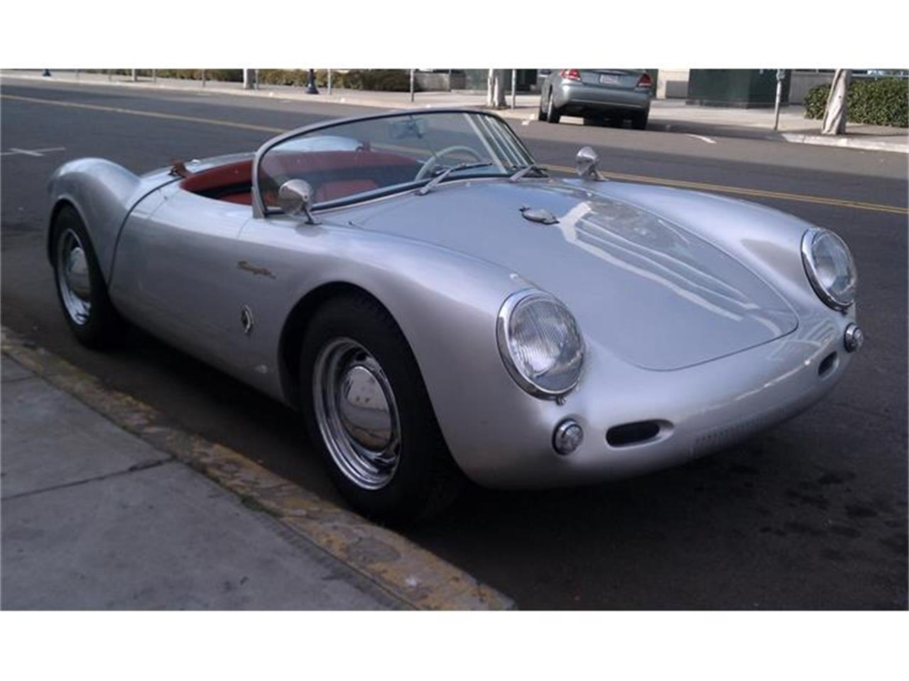 Large Picture of Classic 1955 550 Spyder Replica located in California Offered by Beverly Hills Motor Cars - AH6S
