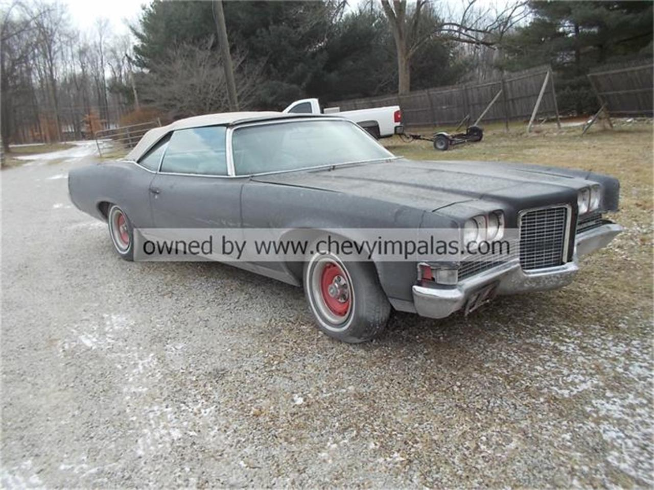Large Picture of '71 Pontiac Grand Ville located in Ohio Offered by ChevyImpalas.Com - ALT0